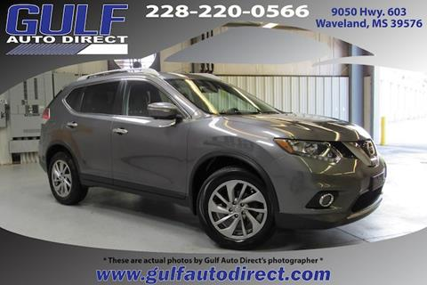 2015 Nissan Rogue for sale in Waveland, MS