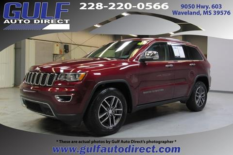 2018 Jeep Grand Cherokee for sale in Waveland, MS