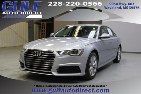 2018 Audi A6 for sale in Waveland, MS