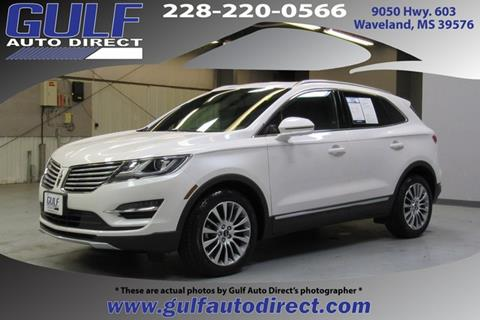 2018 Lincoln MKC for sale in Waveland, MS