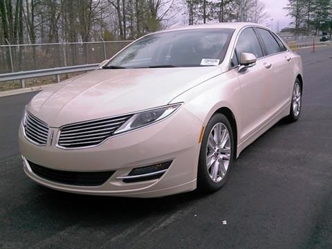 2016 Lincoln MKZ Hybrid for sale in Waveland, MS