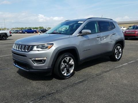 2018 Jeep Compass for sale in Waveland, MS