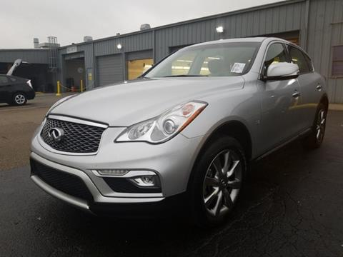 2017 Infiniti QX50 for sale in Waveland, MS