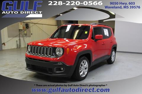2018 Jeep Renegade for sale in Waveland, MS