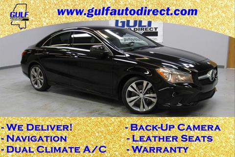 2016 Mercedes-Benz CLA for sale in Waveland, MS