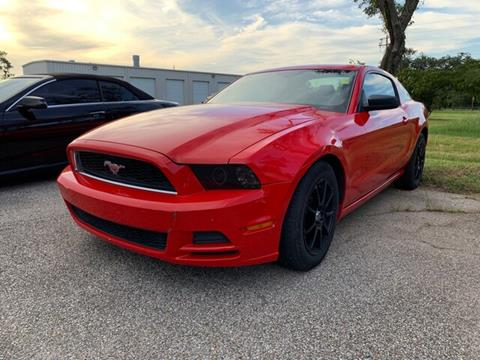 2013 Ford Mustang for sale in Waveland, MS