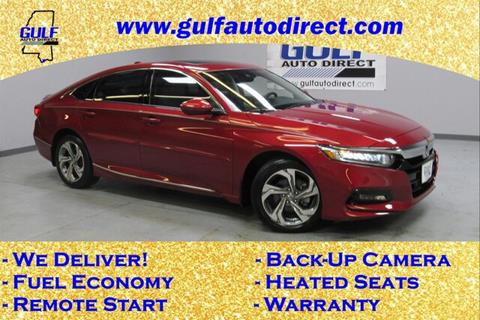 2018 Honda Accord for sale in Waveland, MS