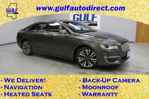 2017 Lincoln MKZ for sale in Waveland, MS