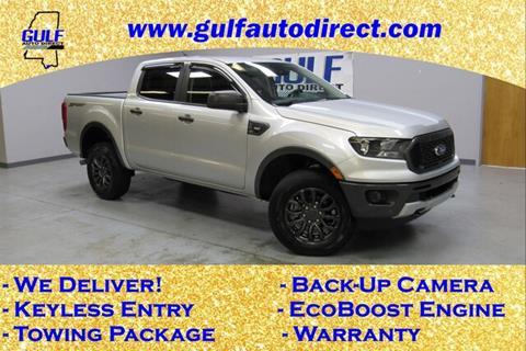 2019 Ford Ranger for sale in Waveland, MS