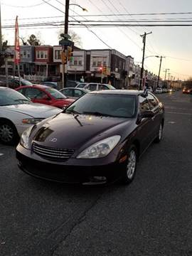 2002 Lexus ES 300 for sale at Impressive Auto Sales in Philadelphia PA