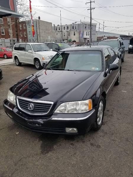 2004 Acura RL for sale at Impressive Auto Sales in Philadelphia PA