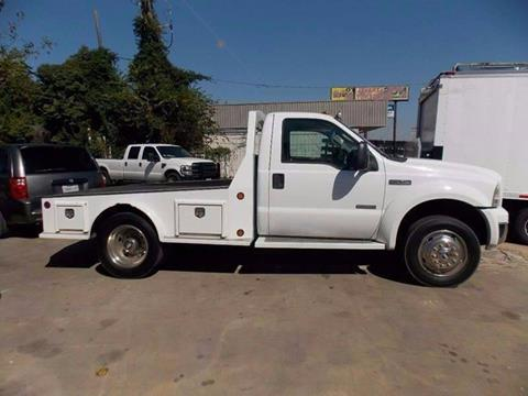 2007 Ford F-450 for sale in Houston, TX