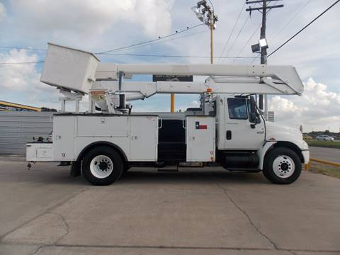 2002 International 4400 for sale in Houston, TX