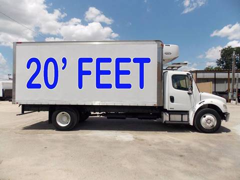 2012 Freightliner Business class M2 for sale in Houston, TX