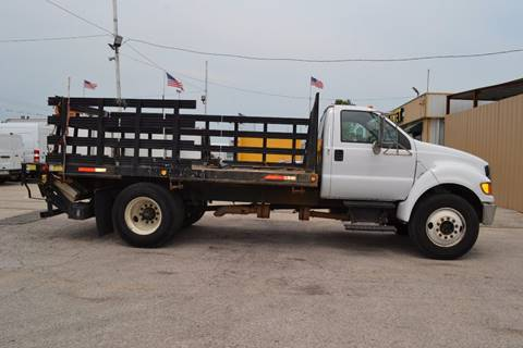 2006 Ford F-650 Super Duty for sale in Houston, TX
