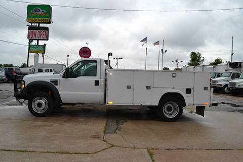 2008 Ford F-450 Super Duty for sale in Houston, TX