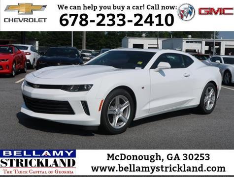 2017 Chevrolet Camaro for sale in Mcdonough, GA