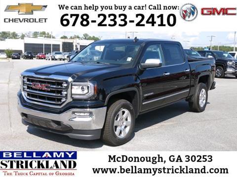 2018 GMC Sierra 1500 for sale in Mcdonough, GA