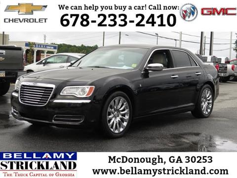 2013 Chrysler 300 for sale in Mcdonough, GA