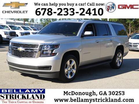 2016 Chevrolet Suburban for sale in Mcdonough, GA