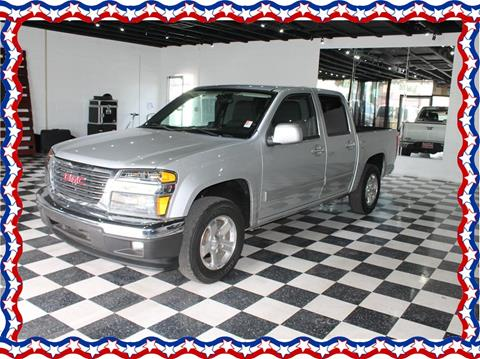 2012 GMC Canyon for sale in Modesto, CA