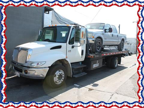 2005 International 4300 for sale in Modesto, CA