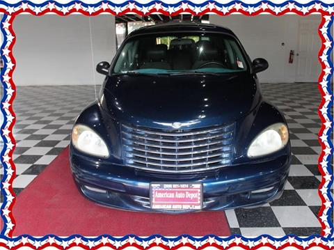 2004 Chrysler PT Cruiser for sale in Modesto, CA