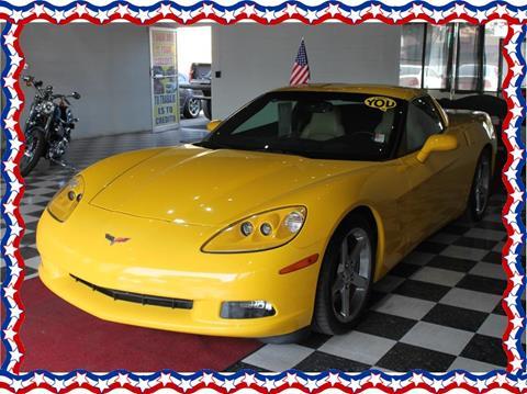 2006 Chevrolet Corvette for sale in Modesto, CA