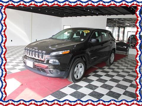 2014 Jeep Cherokee for sale in Modesto, CA