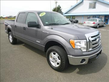 2012 Ford F-150 for sale in Aumsville, OR