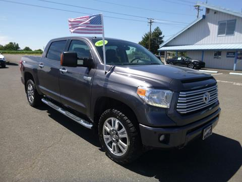 2015 Toyota Tundra for sale in Aumsville, OR