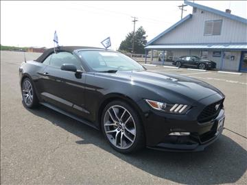 2016 Ford Mustang for sale in Aumsville, OR