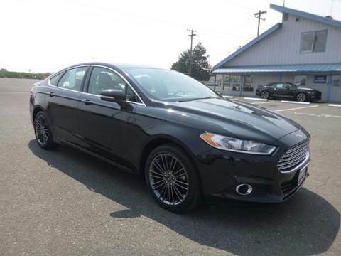 2014 Ford Fusion for sale in Aumsville, OR