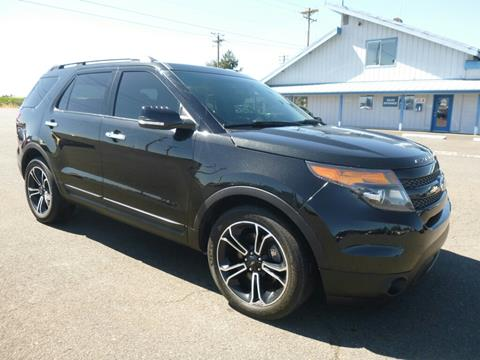 2014 Ford Explorer for sale in Aumsville, OR
