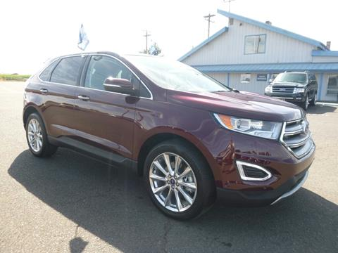 2017 Ford Edge for sale in Aumsville, OR