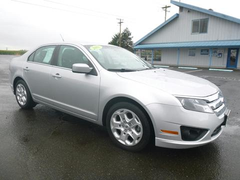 2011 Ford Fusion for sale in Aumsville, OR