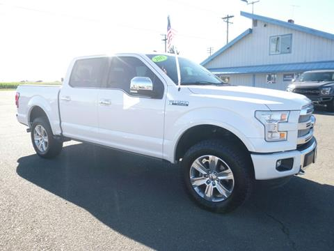 2015 Ford F-150 for sale in Aumsville, OR
