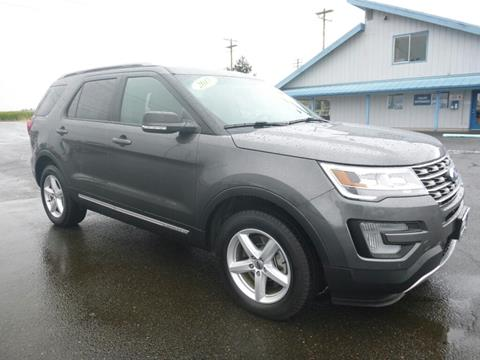 2017 Ford Explorer for sale in Aumsville, OR
