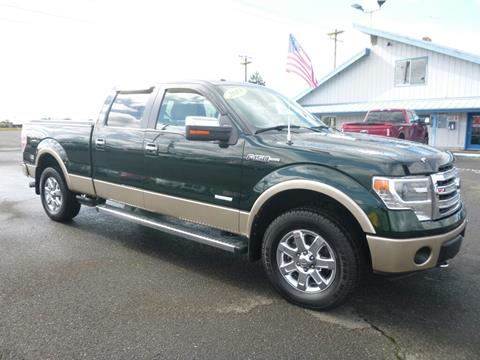 2013 Ford F-150 for sale in Aumsville, OR