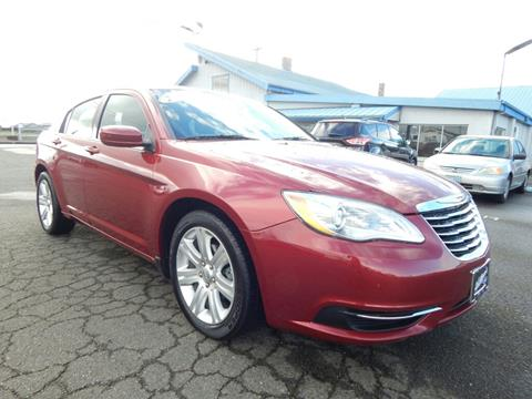 2012 Chrysler 200 for sale in Aumsville, OR