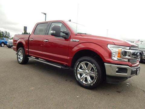 2019 Ford F-150 for sale in Aumsville, OR