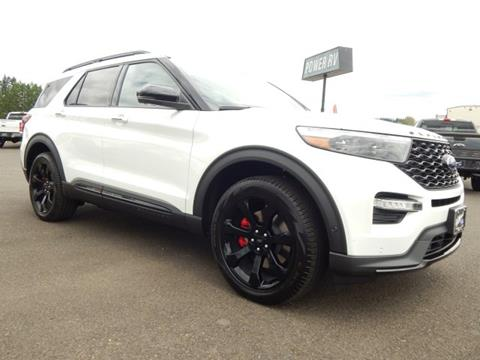 2020 Ford Explorer for sale in Aumsville, OR