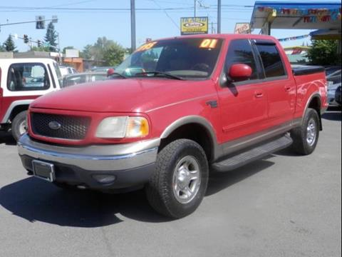 2001 Ford F-150 for sale in Spokane WA