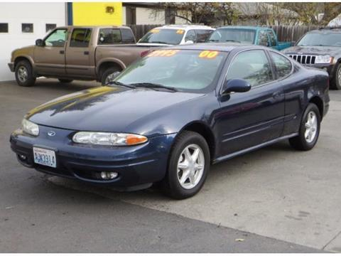 2000 Oldsmobile Alero for sale in Spokane WA
