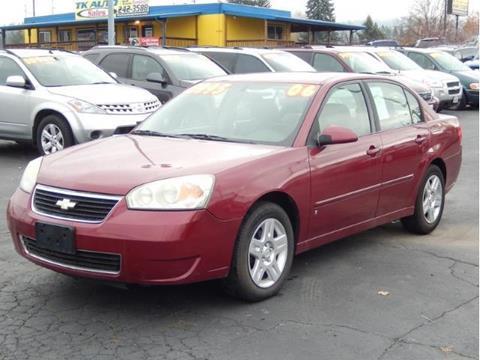 2006 Chevrolet Malibu for sale in Spokane WA