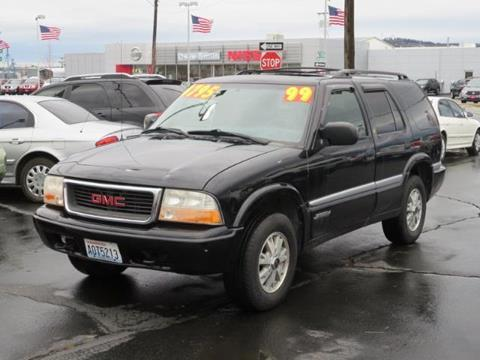 1999 GMC Jimmy for sale in Spokane WA