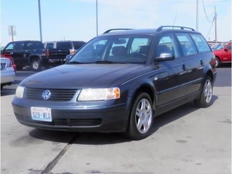 2000 Volkswagen Passat for sale in Spokane WA