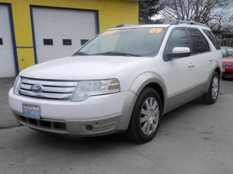 2008 Ford Taurus X for sale in Spokane WA