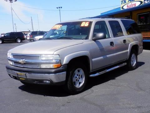 2006 Chevrolet Suburban for sale in Spokane WA