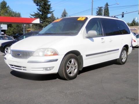 2003 Ford Windstar for sale in Spokane WA